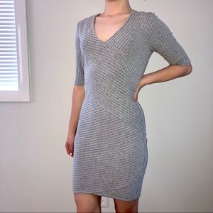 Candie's Knit Bodycon Dress